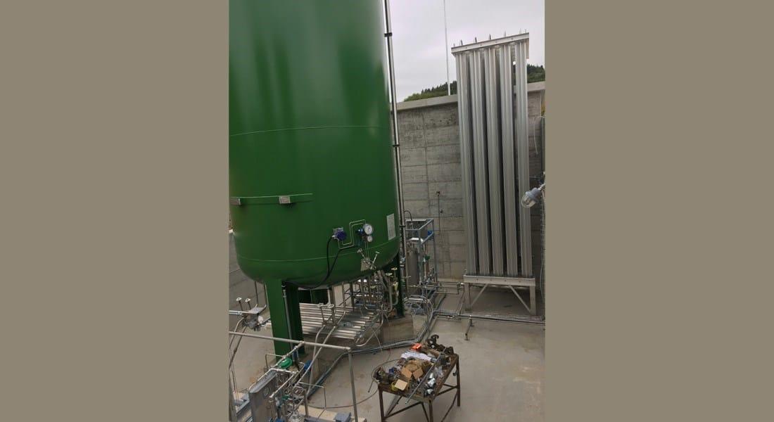 Con FLEXWELL® LNG All in One impianti complessi realizzati con rapidità e sicurezza
