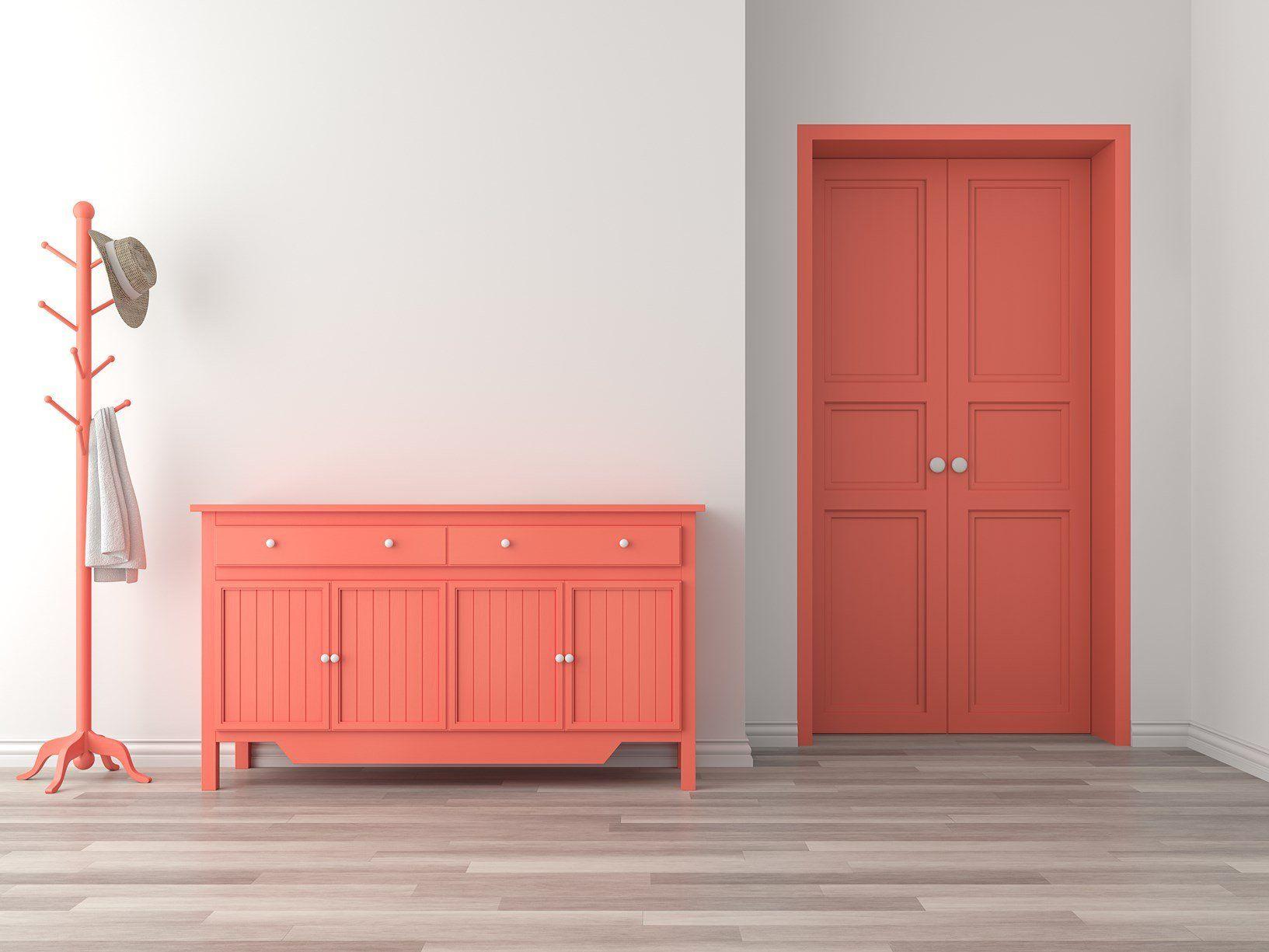 Tinteggiare e decorare l'ingresso di casa con le pitture MaxMeyer e le soluzioni vernicianti Rust-Oleum