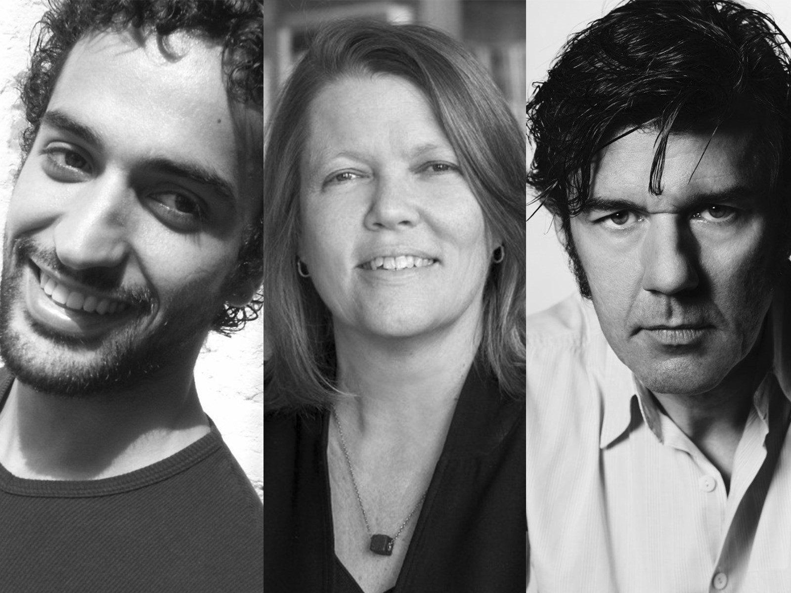 In conversazione con Beppe Brancato, Kirsten Murray e Stefan Sagmeister
