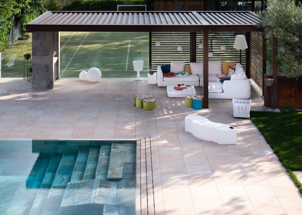 KE Outdoor Design: partnership con Piscine Castiglione