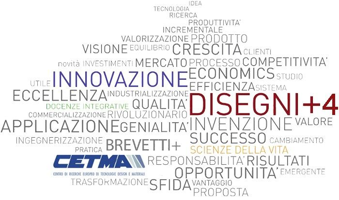 Il supporto di CETMA per partecipare al bando Disegni +4