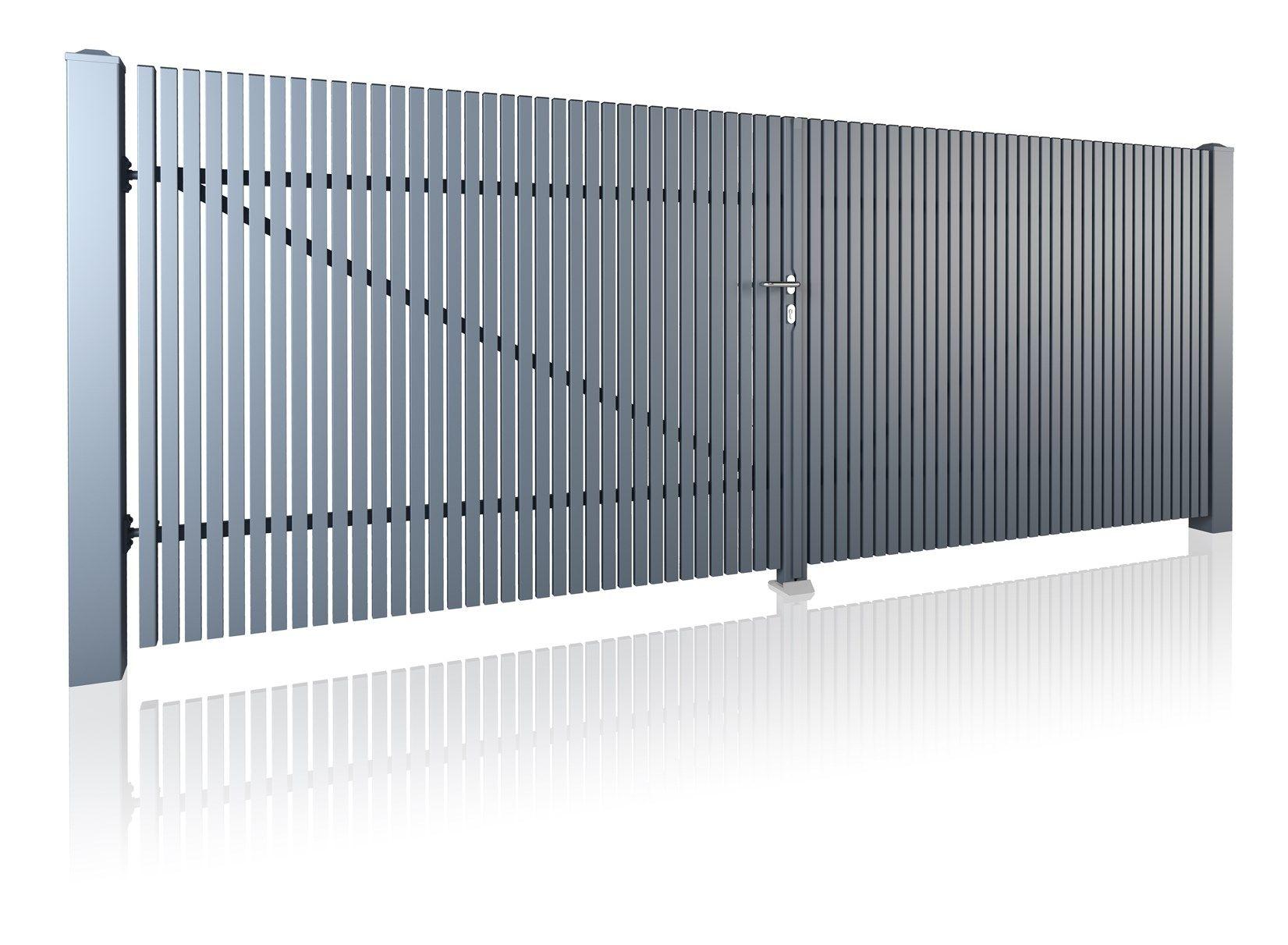 Le nuove recinzioni residenziali di WISNIOWSKI