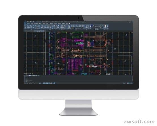 ZWCAD 2021 Beta disponibile per prova
