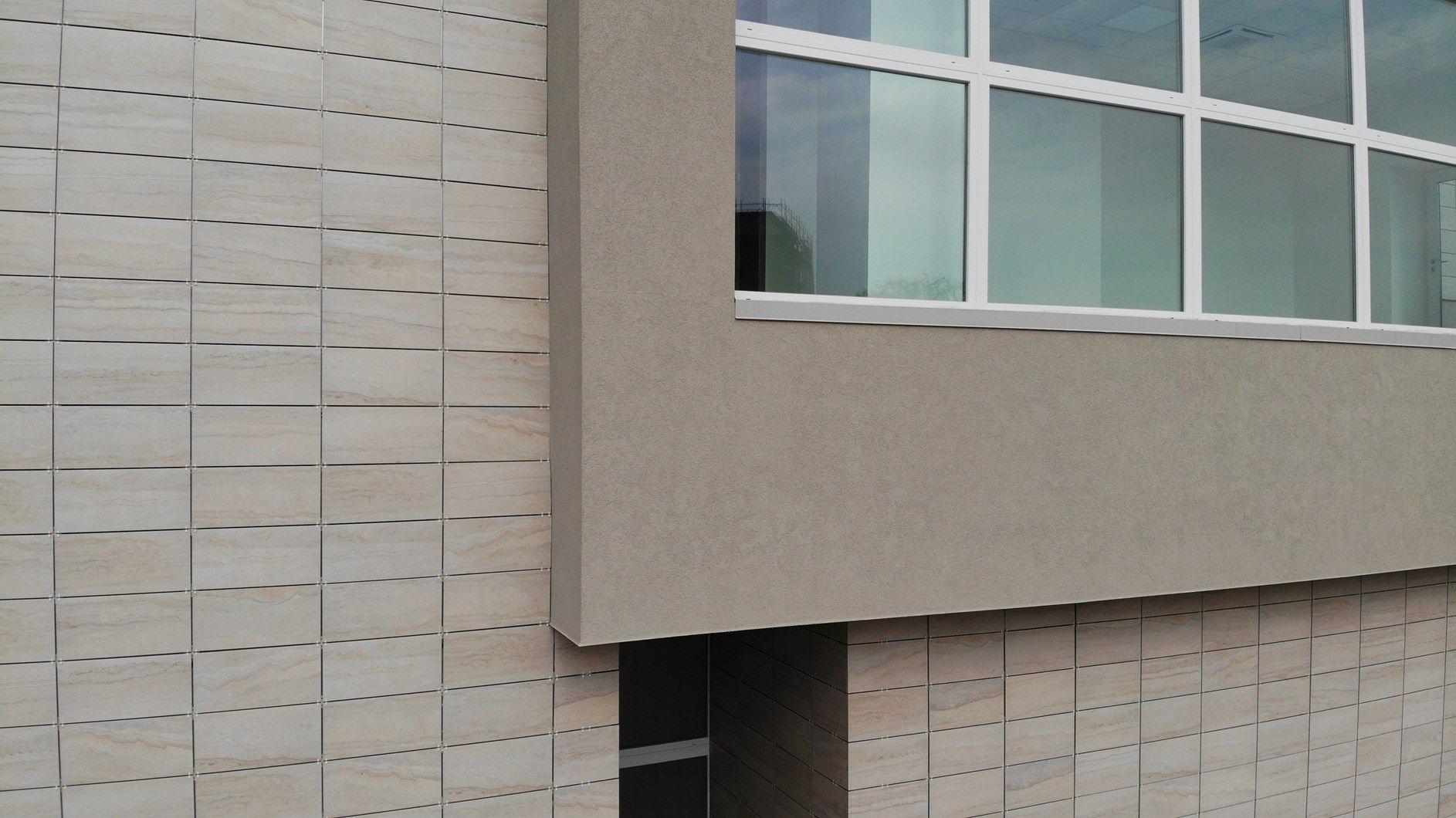 Isotec Parete per il nuovo polo scolastico di Chiari
