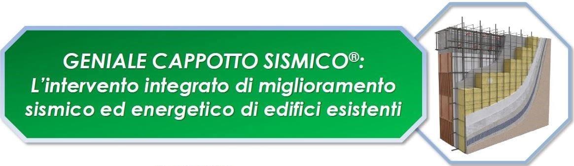 Da Ecosism il webinar 'Geniale Cappotto Sismico'