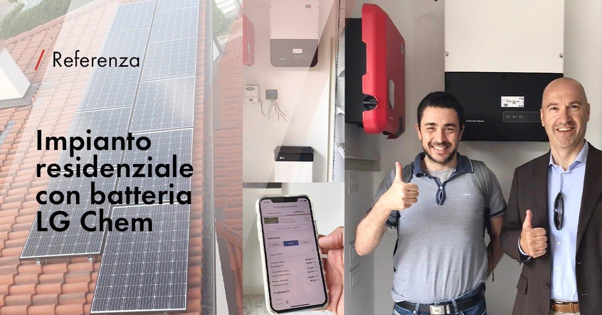 SMA: anche il residenziale si affida all'energia del sole