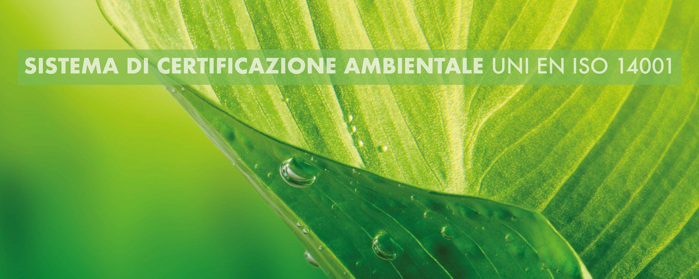 CAP Arreghini, certificazione ambientale per lo sviluppo competitivo