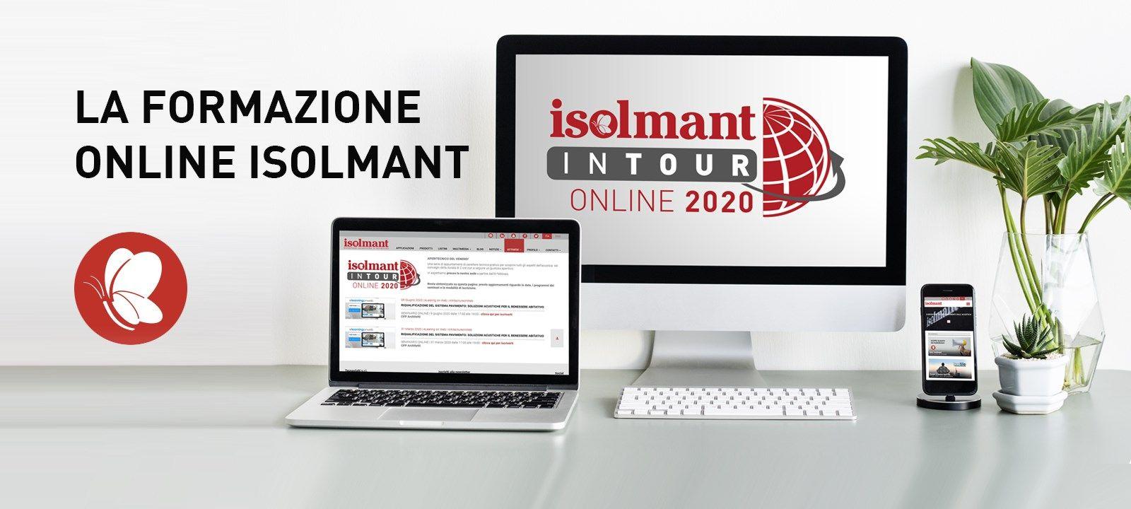 Riparte a settembre la formazione firmata Isolmant
