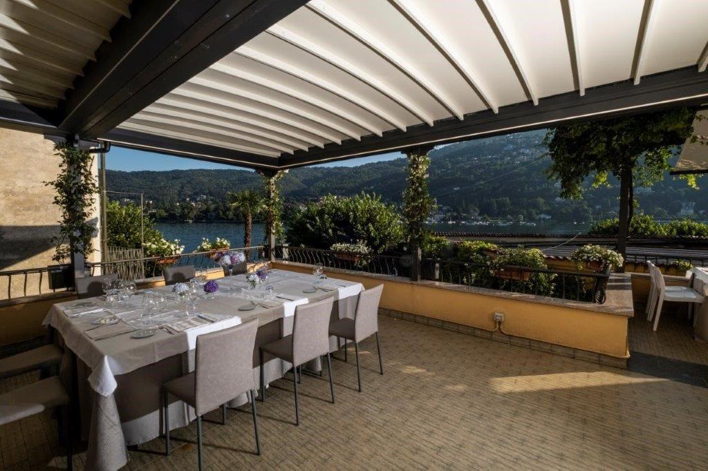 KE per il Ristolounge & Boutique Hotel Elvezia