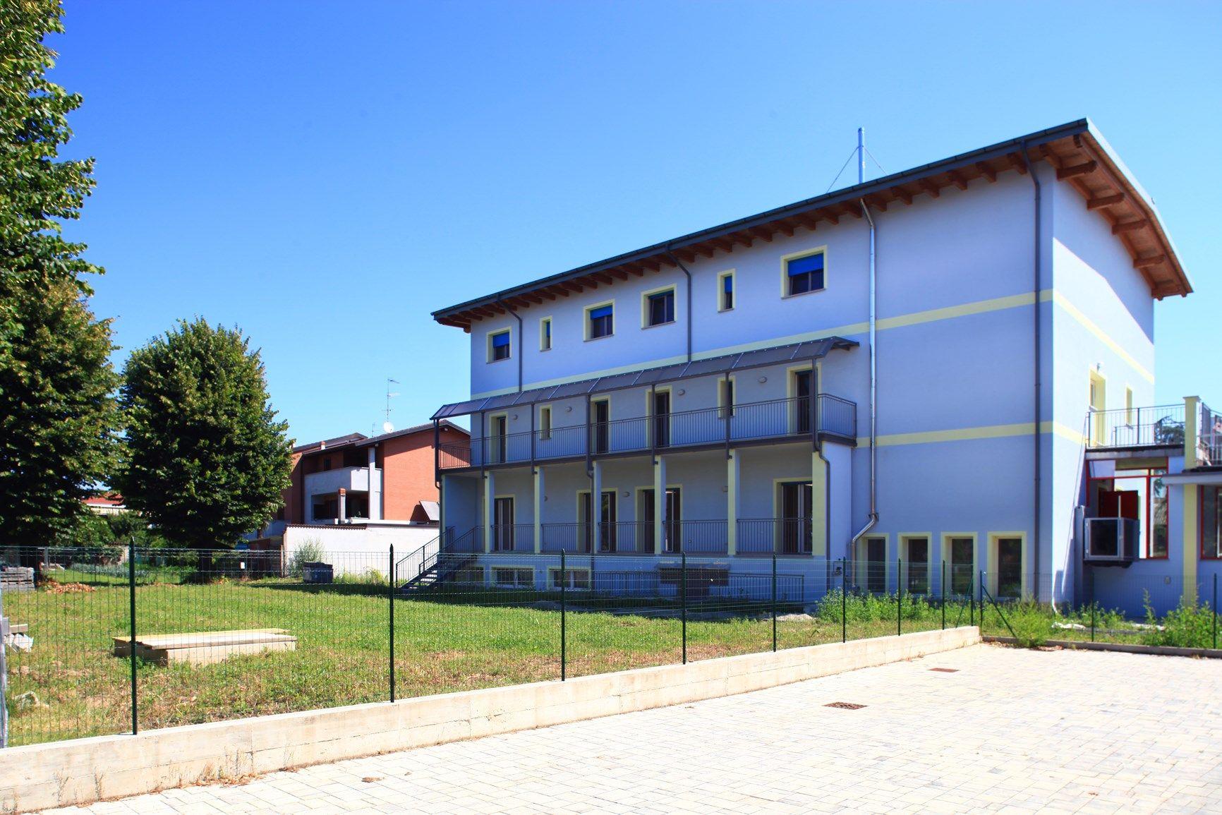 Soluzioni Hoval per la ristrutturazione della Casa del Divin Redentore a Novara