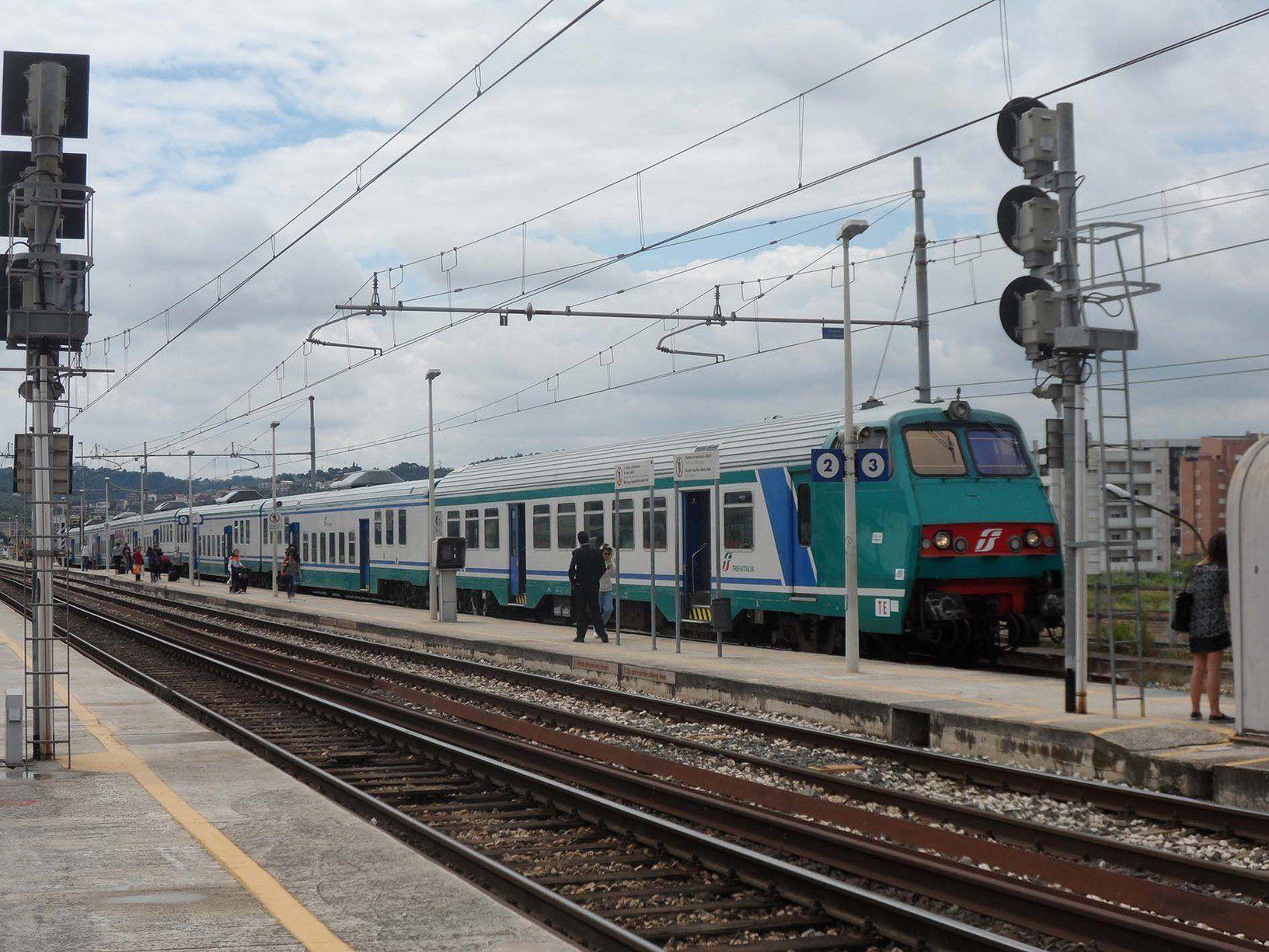 Laterlite per la geotecnica della nuova linea ferroviaria Adriatica