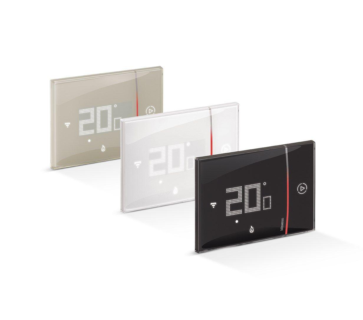 Smarther2 with Netatmo: il nuovo termostato connesso di Bticino