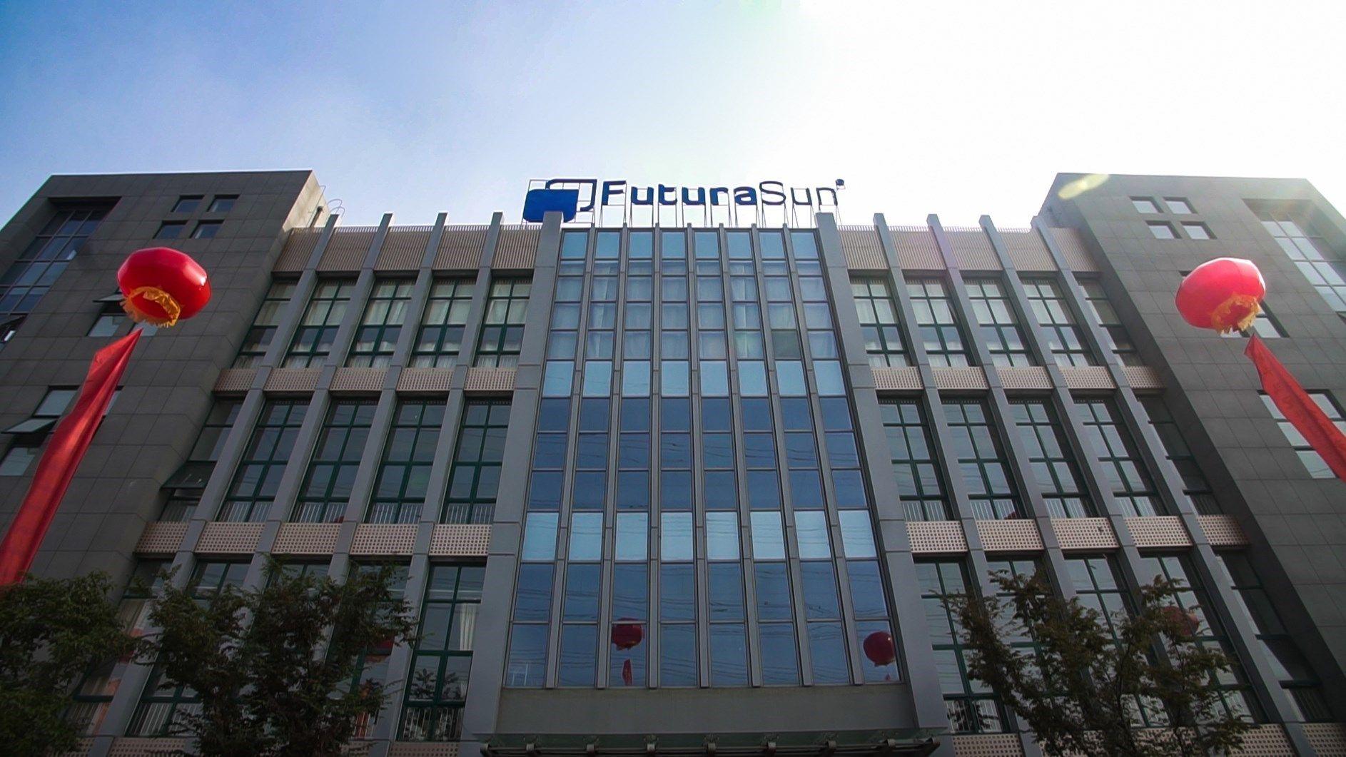Nuovo stabilimento a Taizhou, Cina