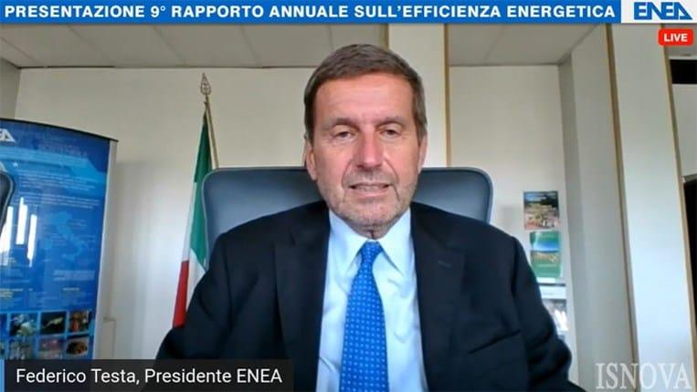 Foto: Facebook @Eneapaginaufficiale