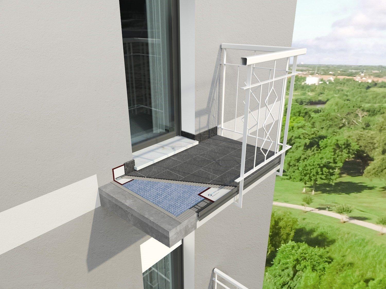 Ristrutturare il balcone è facile e sicuro con Progress Profiles