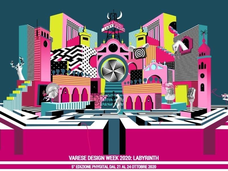 Varese Design Week: la V edizione è phygital