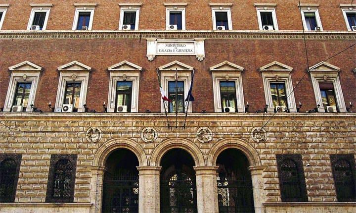 Foto: Ministero della Giustizia