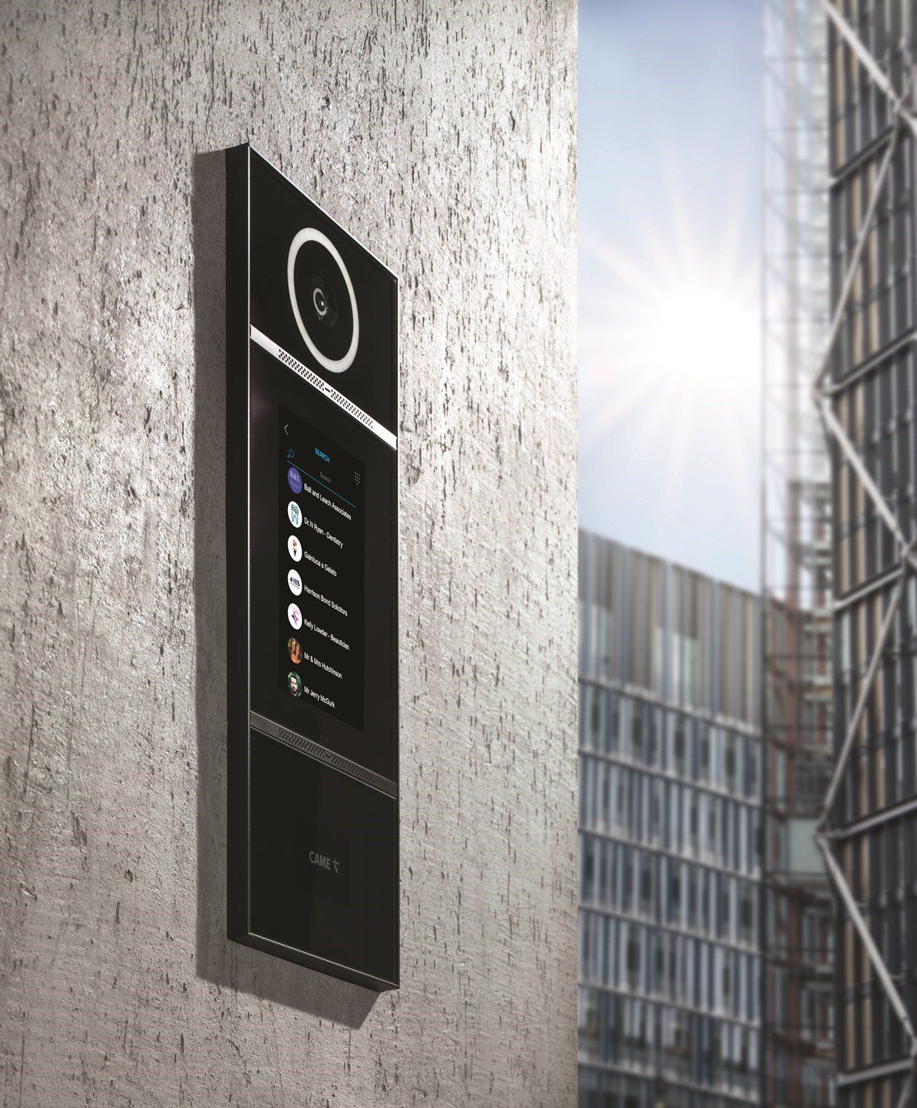 CAME lancia XVP, l'innovativo posto esterno videocitofonico IP