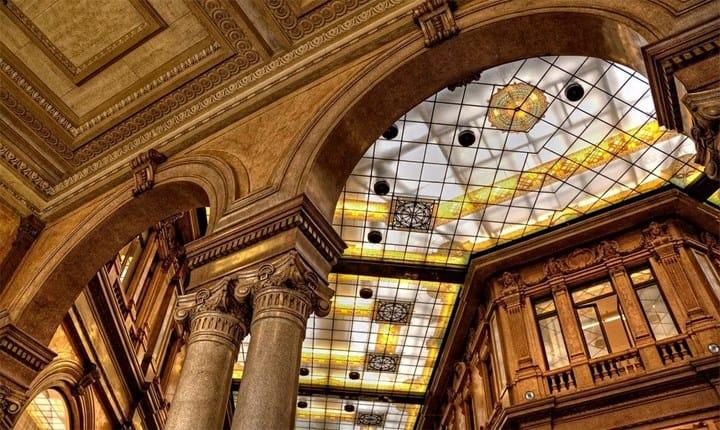 Galleria Alberto Sordi, Roma. Credits: Bernardo Marchetti Photographer