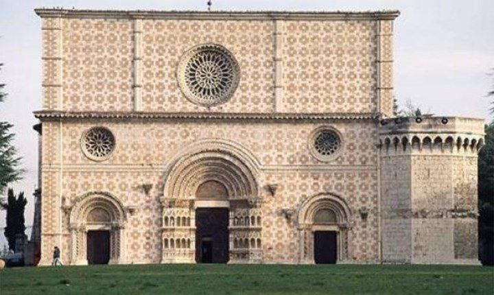Basilica di Santa Maria di Collemaggio, L'Aquila - Foto: symbola.net