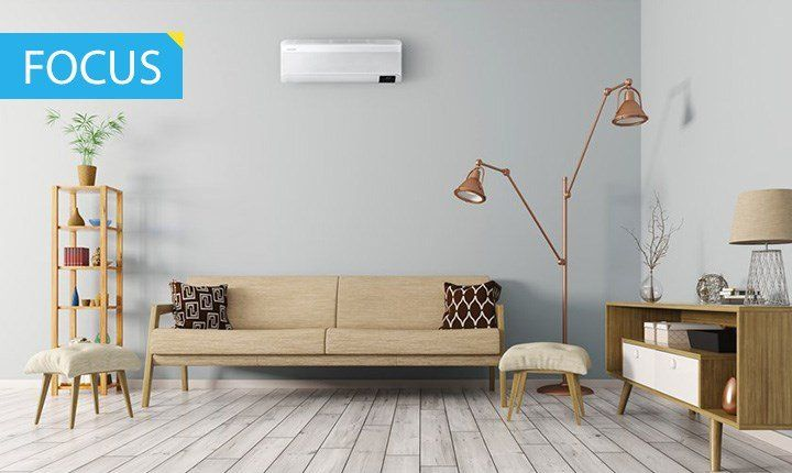 Foto: WindFree Elite – Multisplit, ©Samsung Climate Solutions