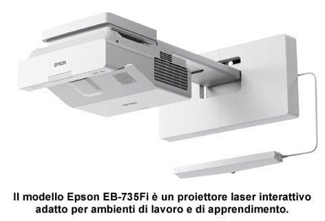 Nuovi videoproiettori Epson per rendere più agili il lavoro e lo studio