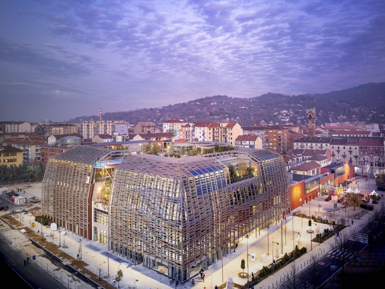 Green Pea: anche Laterlite nella nuova casa della sostenibilità