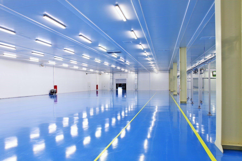 Pavifloor GL20 di San Marco: elevata resistenza e durabilità  per pavimentazioni industriali opache