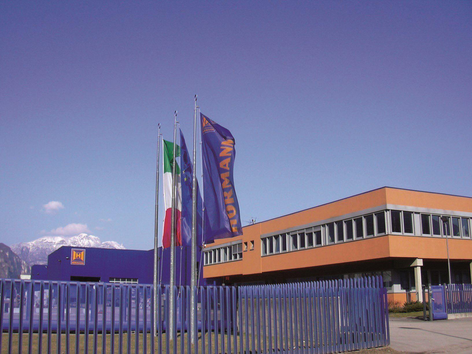 Hörmann Italia compie 30 anni