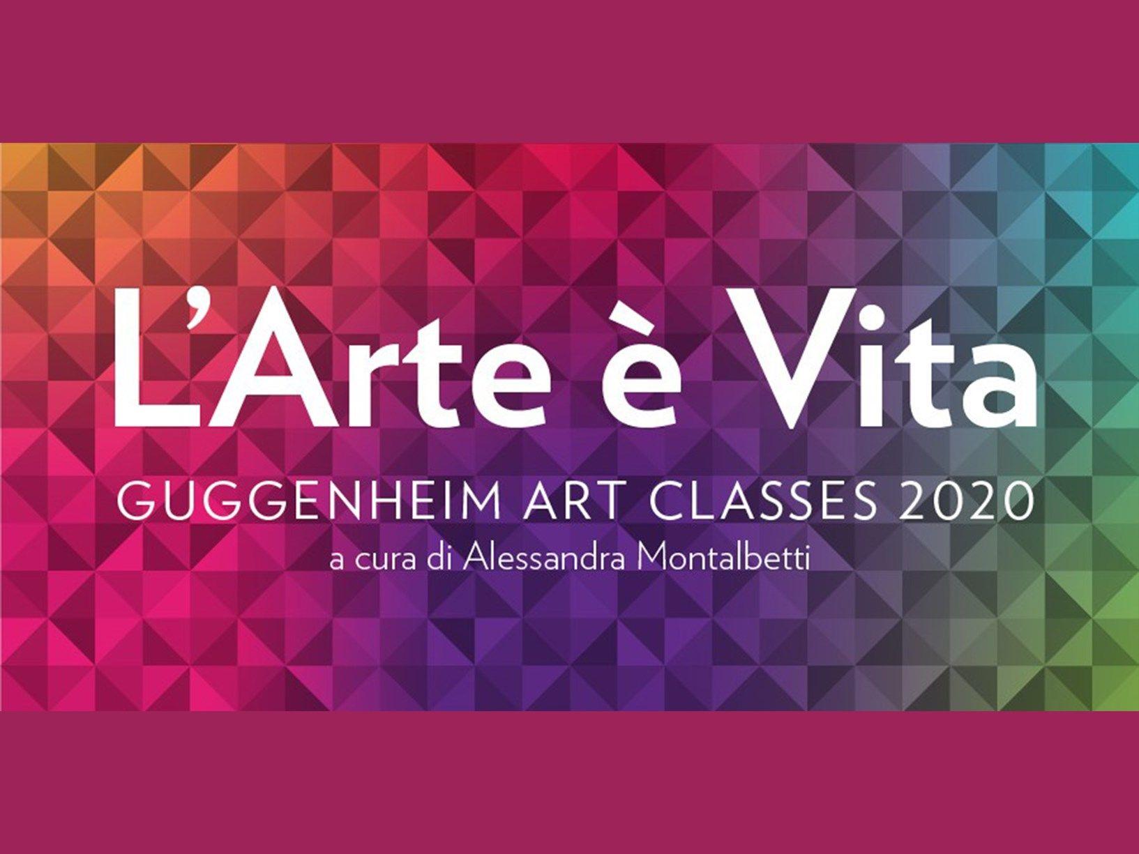 """Al via il 25 gennaio la seconda parte del corso online """"L'Arte è Vita"""""""