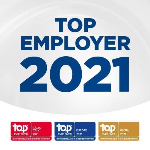 SAINT-GOBAIN Italia ottiene la certificazione Top employer 2021
