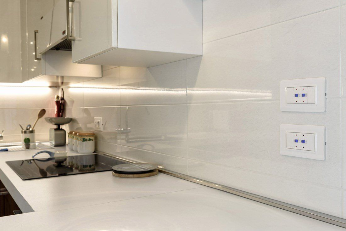 La domotica AVE in un elegante appartamento di Verona
