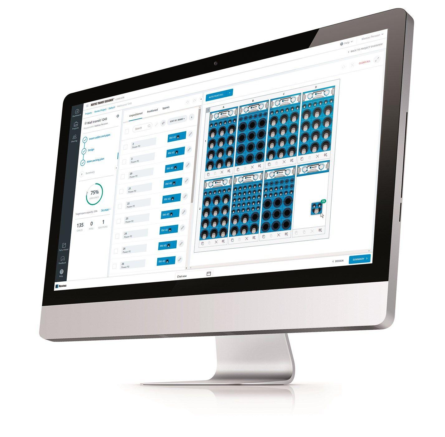 Roxtec Transit Designer™ webinar