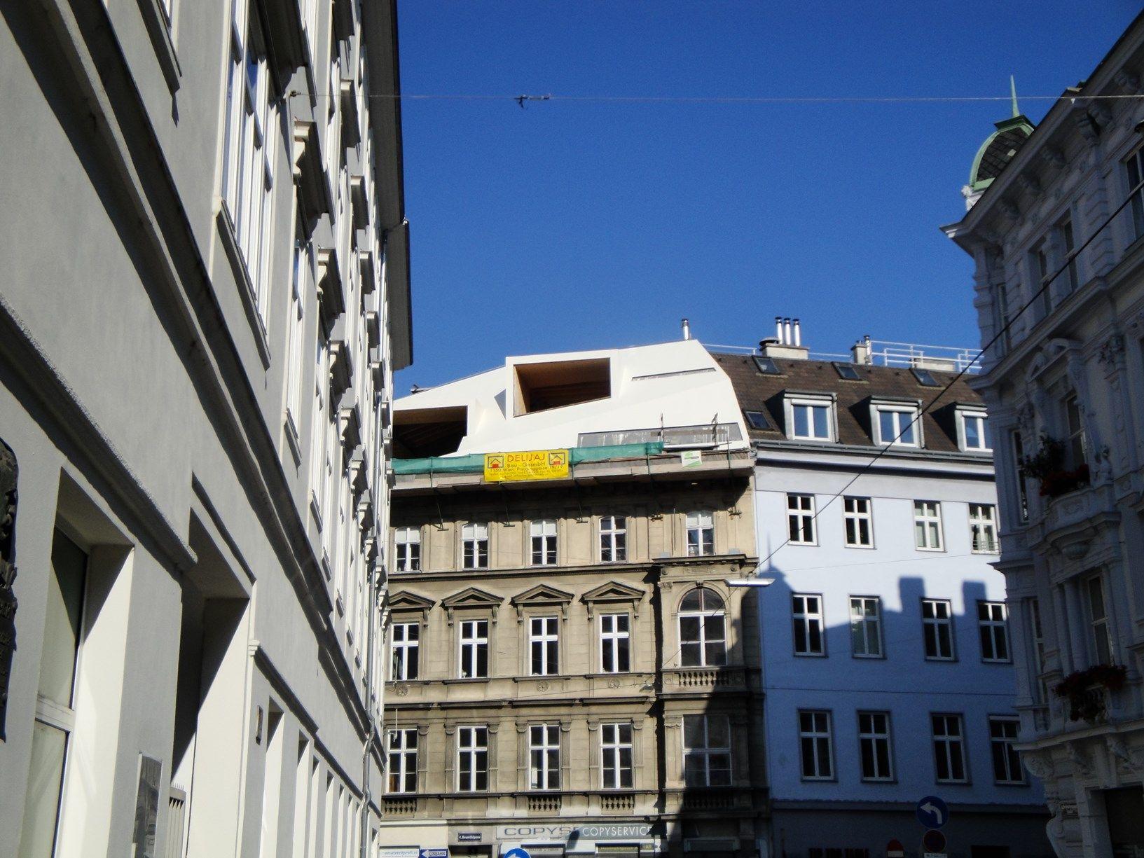 Le soluzioni Triflex per un edificio storico a Vienna