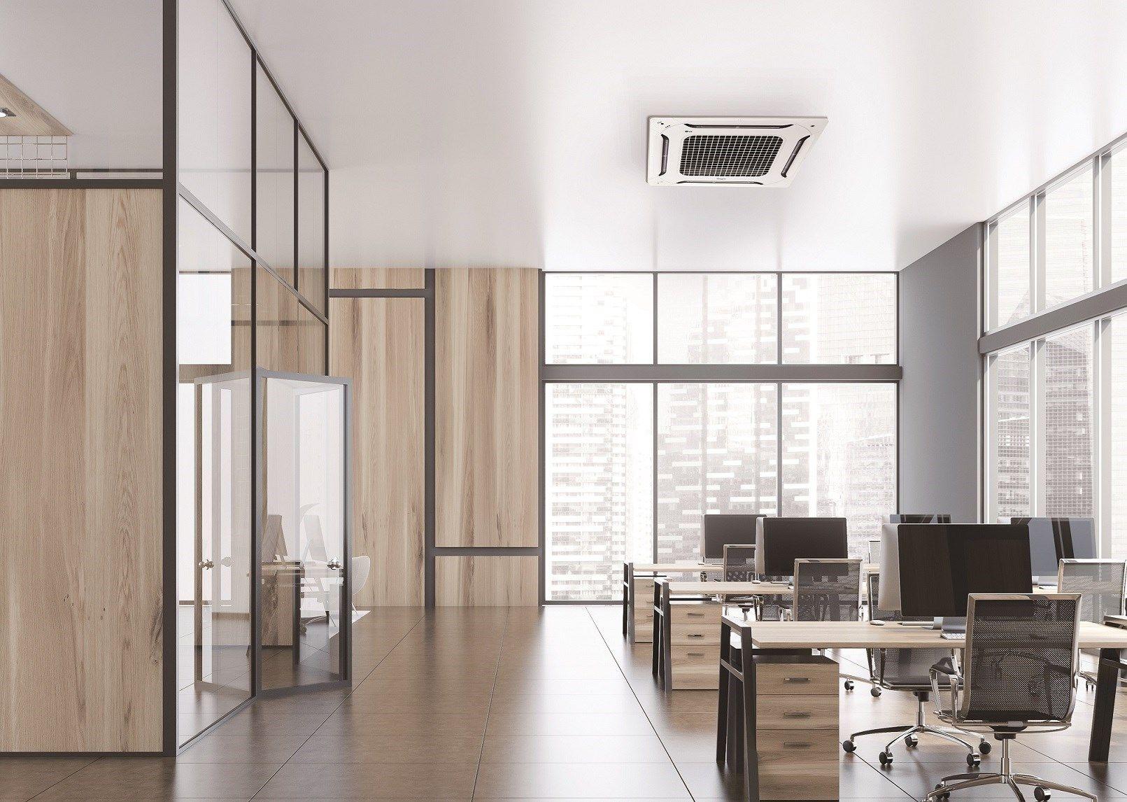 LG: massimizzare l'efficienza degli uffici  con i sistemi HVAC