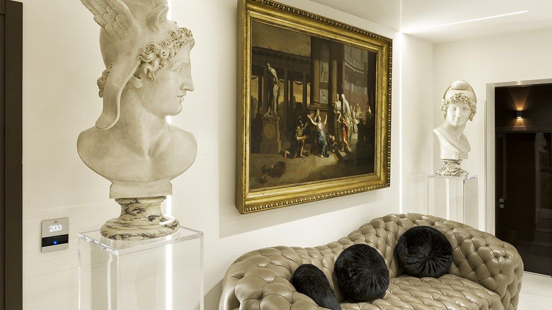 Gestione alberghiera AVE: design e domotica per progetti di grande prestigio