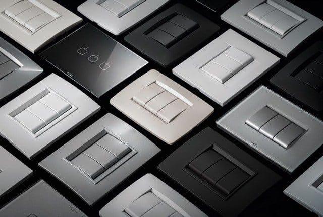 Gewiss presenta le nuove collezioni Monochrome della famiglia Chorus