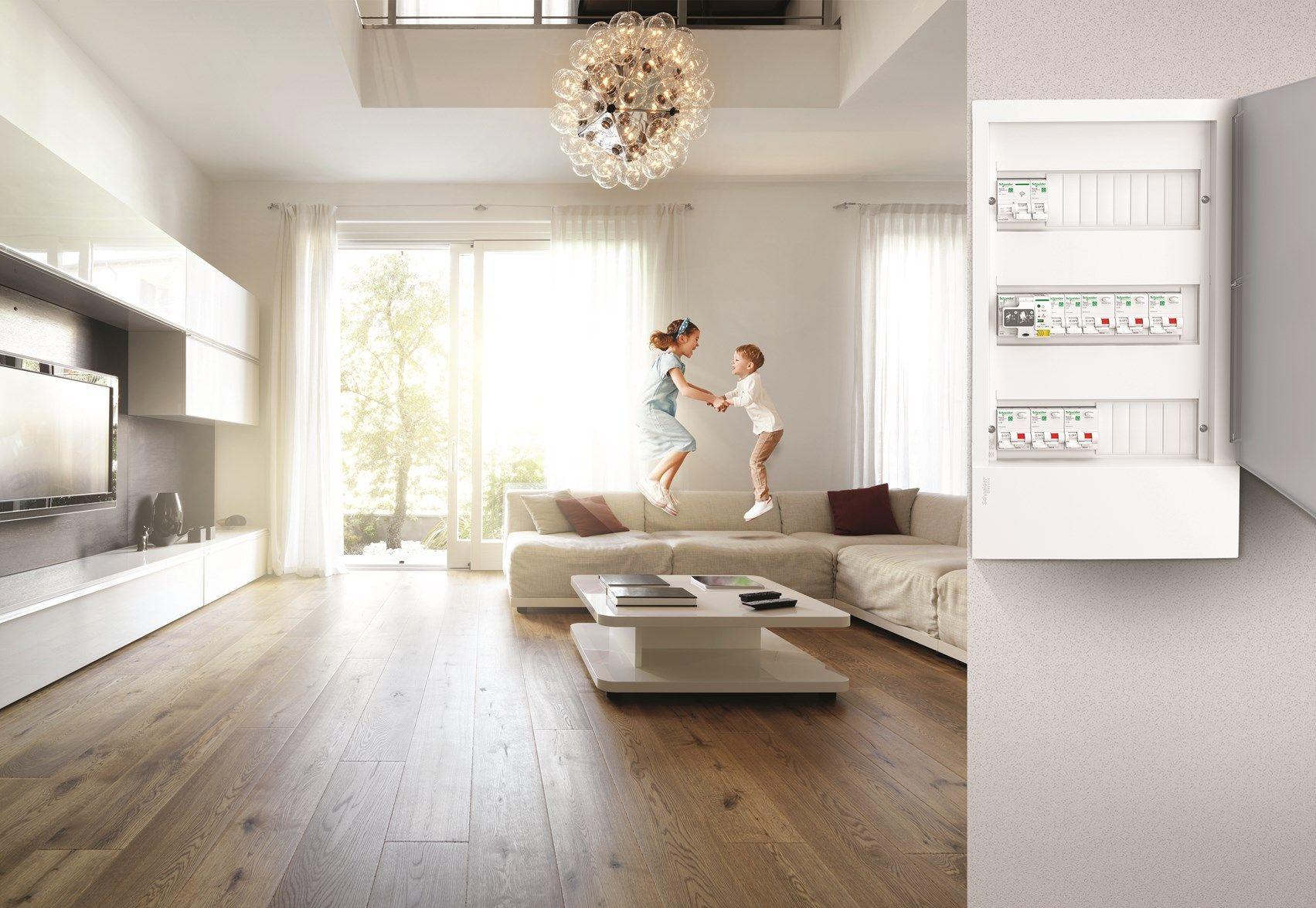 Schneider Electric presenta Resi9