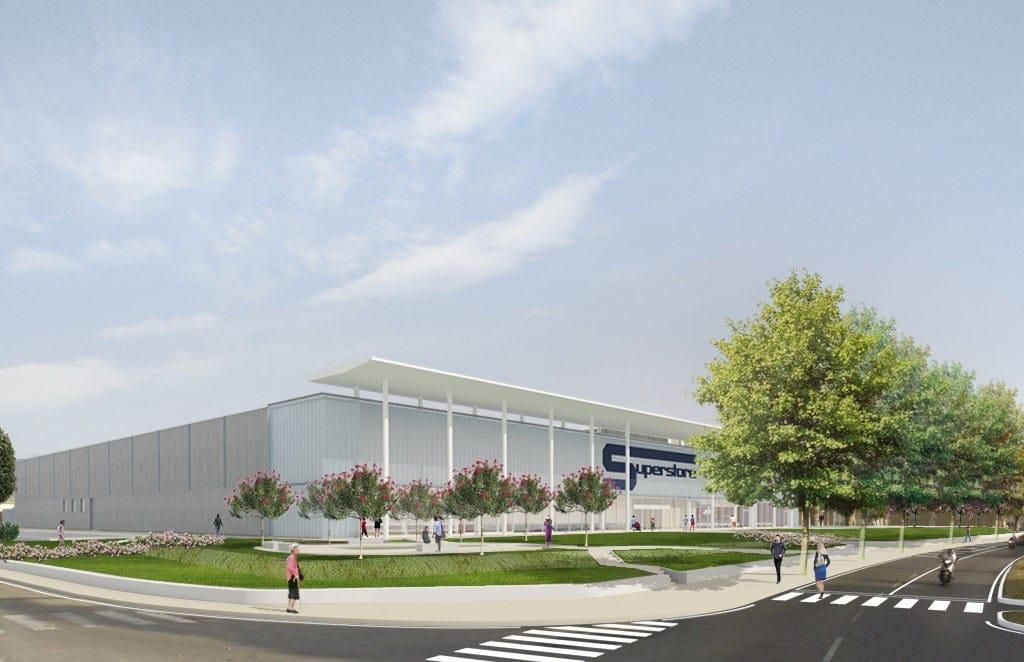 Da Ravago Building Solutions pavimenti isolati e resistenti per il nuovo Superstore Esselunga di Livorno