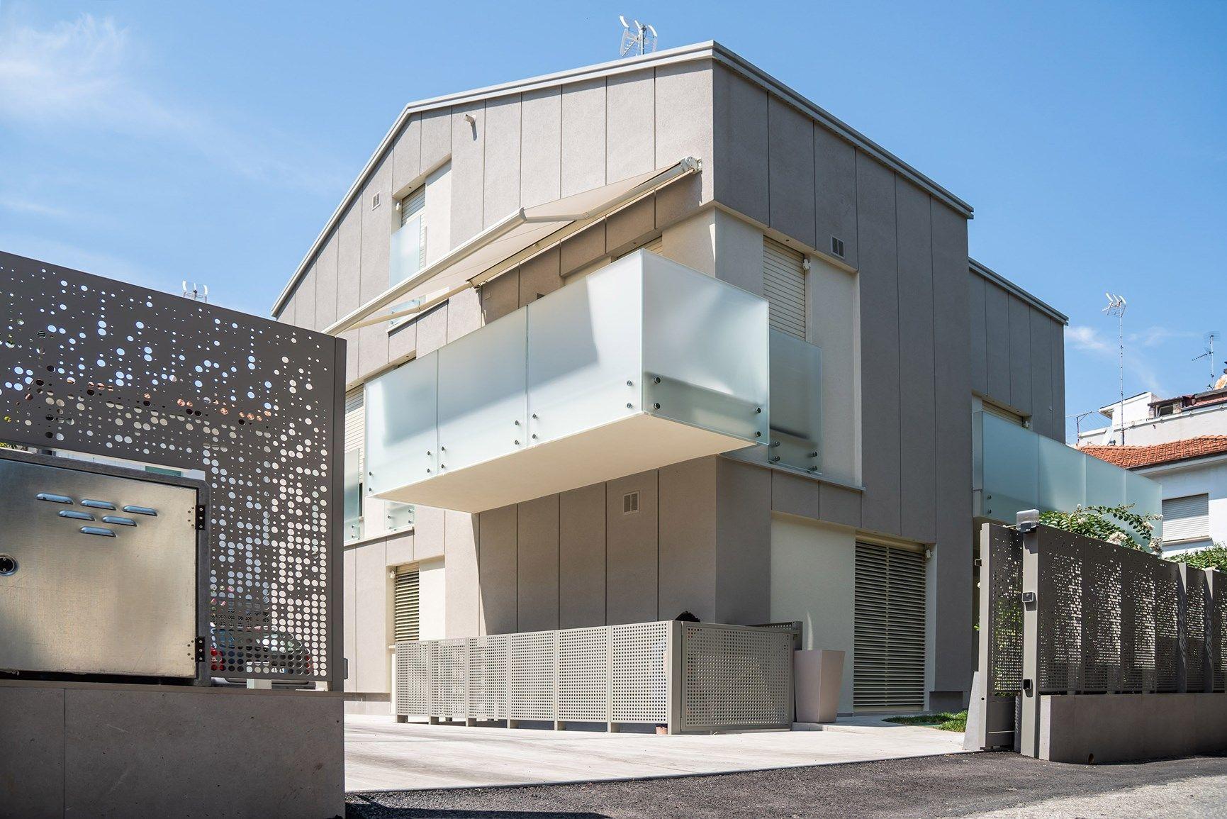 Con Hörmann design personalizzato per la casa domotica