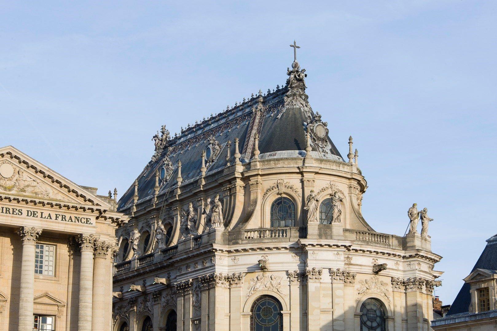 Saint-Gobain orgogliosa di aver supportato il restauro della cappella reale di Versailles