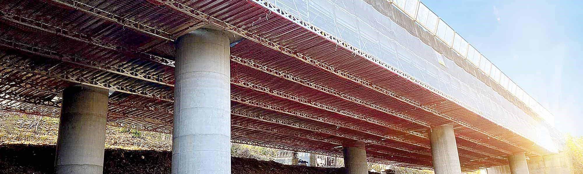 Da EuroEdile i ponteggi per costruire i ponti