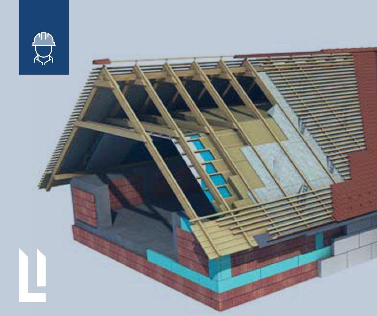 Da LINK industries le membrane protettive tra gli strati del tetto