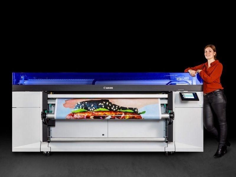 Canon presenta la nuova stampante Colorado 1630