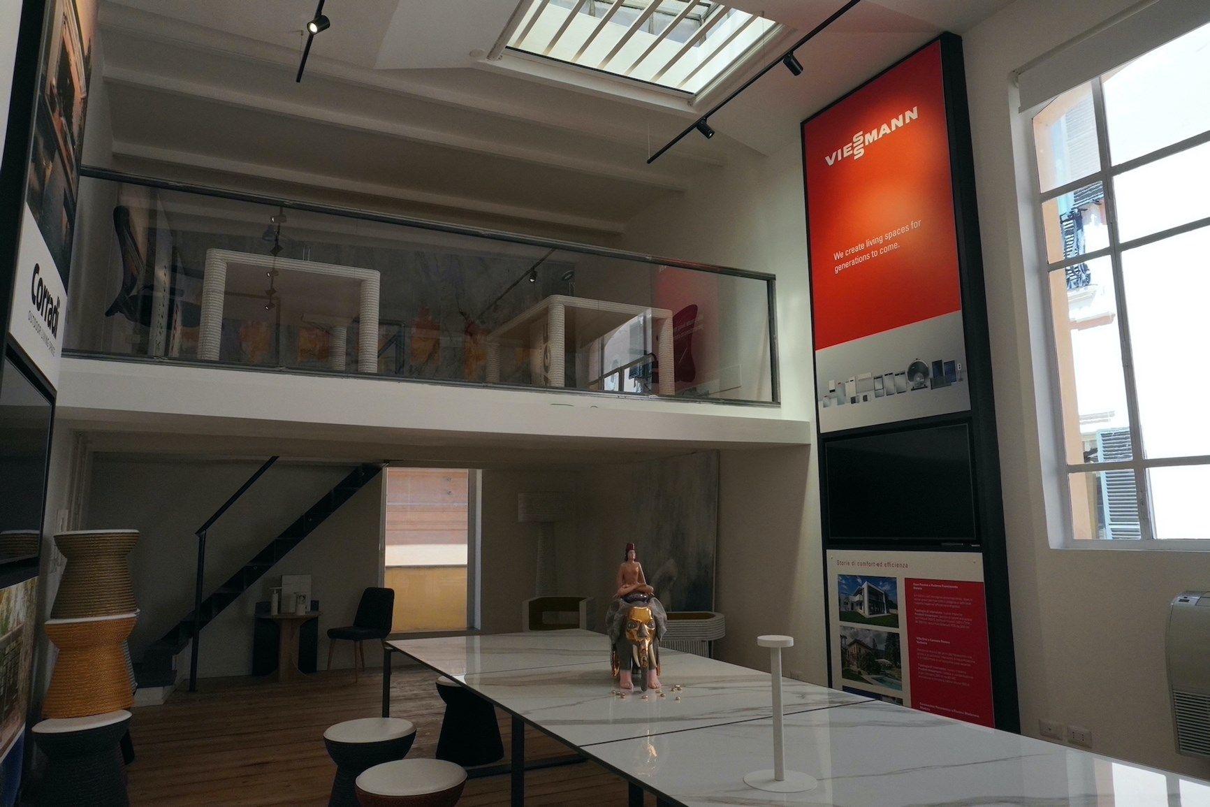 Viessmann partner di Canova Gallery, Hub di relazione, cultura e formazione