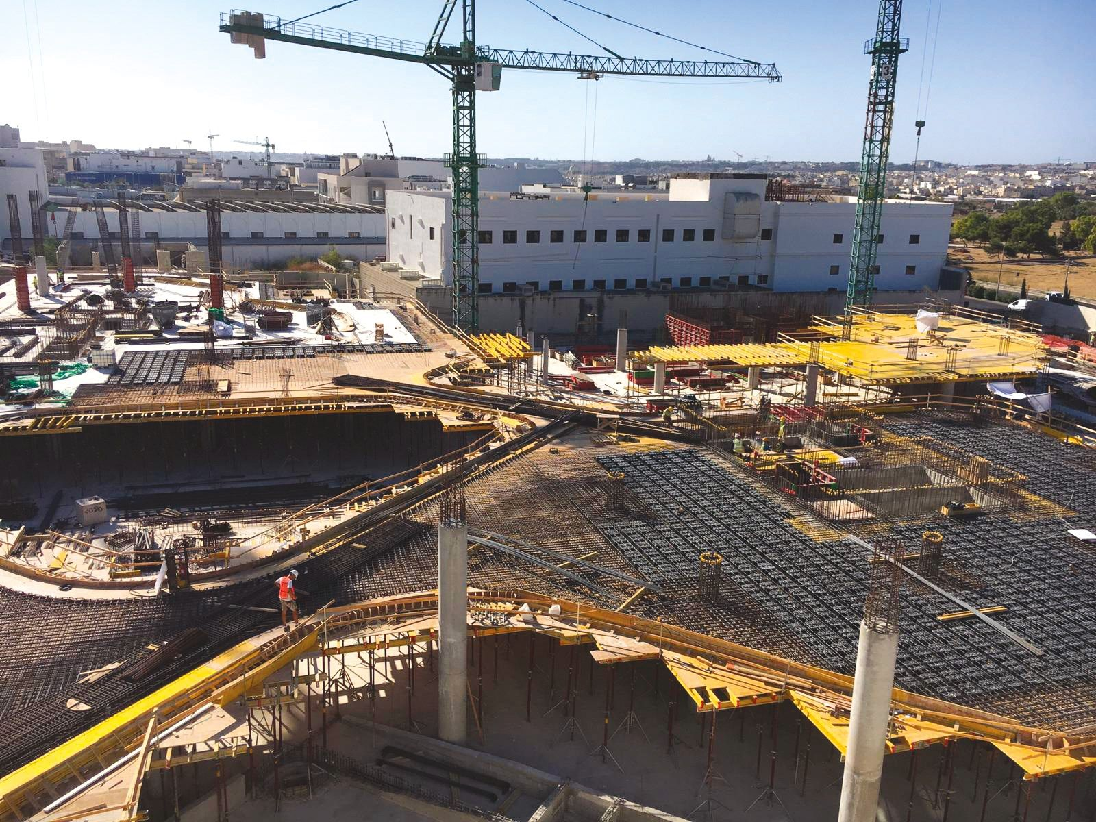 Migliorare la risposta sismica degli edifici con U-Boot Beton di Daliform