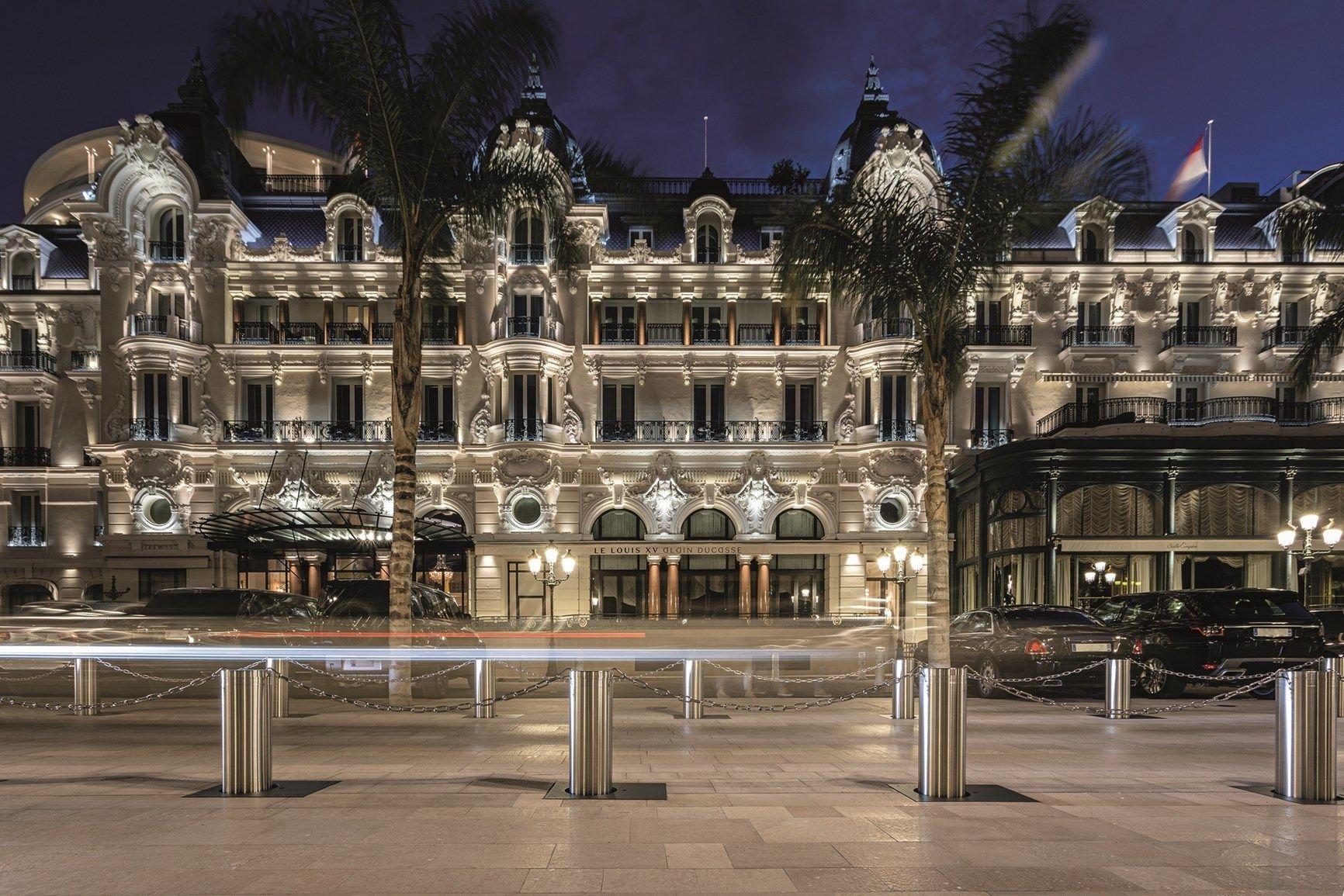 Came Urbaco mette in sicurezza la Place du Casino a Montecarlo
