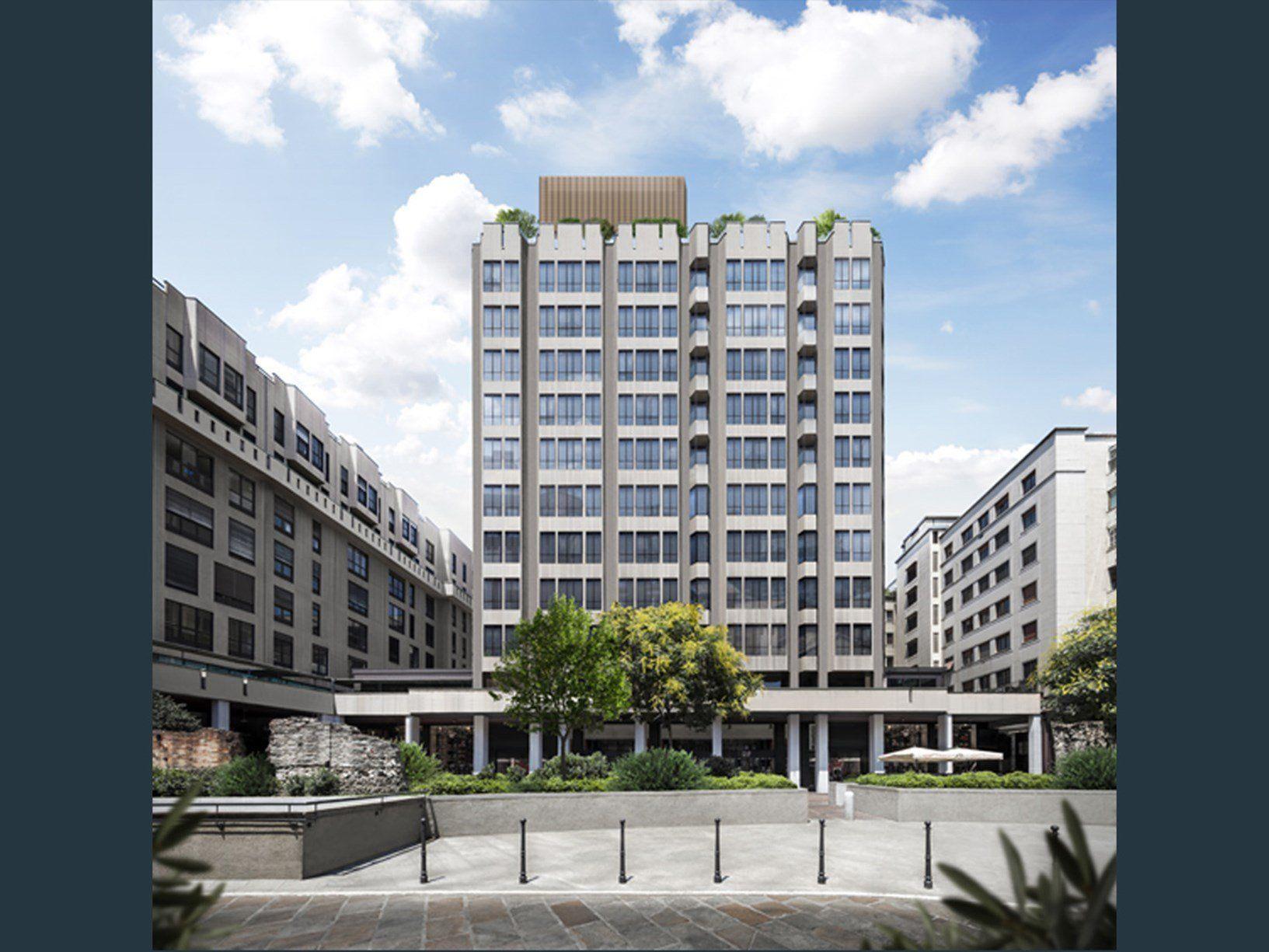 Laterlite per la riqualificazione di 'The Central Tower' a Milano
