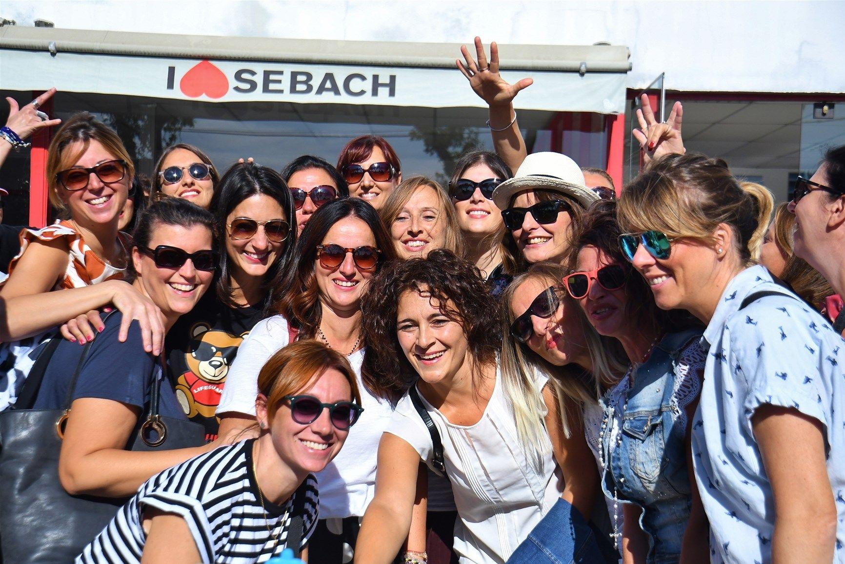 Sebach al primo posto in Italia come Best Workplaces for Women 2021