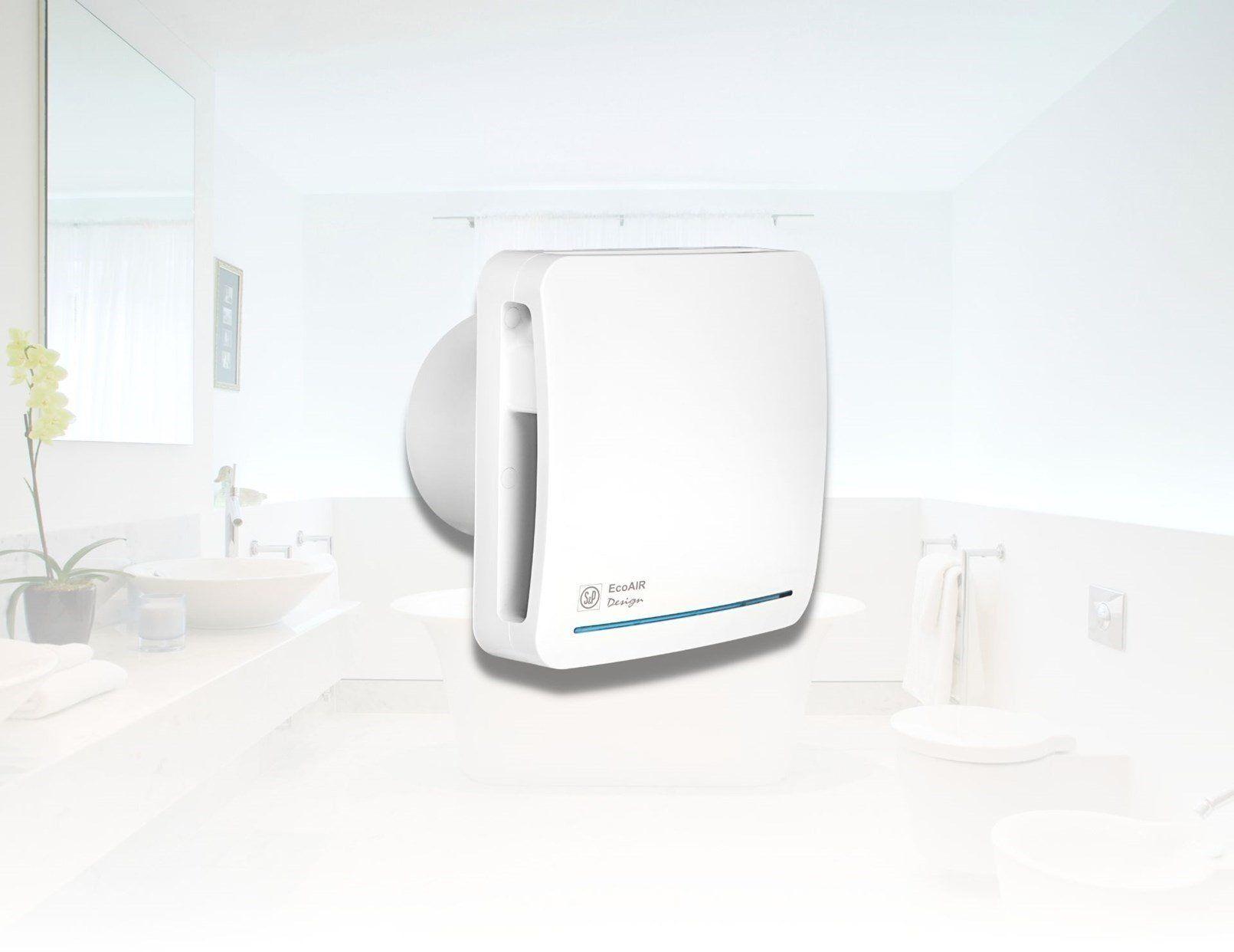 S&P, silenziosità e risparmio energetico con EcoAIR Design